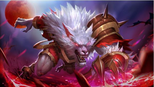 英雄联盟强势组合狼人加克烈有哪些大招?